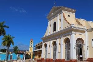 Kirche in Trinidad. Foto: Oliver Heider