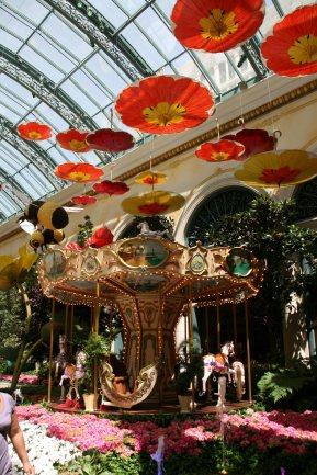 Luxushotel Bellagio in Las Vegas. Foto: Oliver Heider