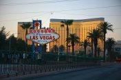 Das Las-Vegas-Sign. Foto: Oliver Heider