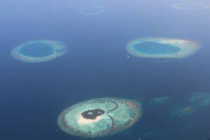 Traumhafte Inselwelt. Foto: Oliver Heider
