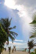 Strand im Süden von Meedhupparu. Foto: Oliver Heider