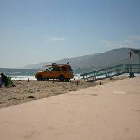 Malibu Beach. Foto: Oliver Heider