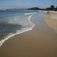 Strand in Monterey. Foto: Oliver Heider