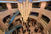 Atrium. Foto: Oliver Heider