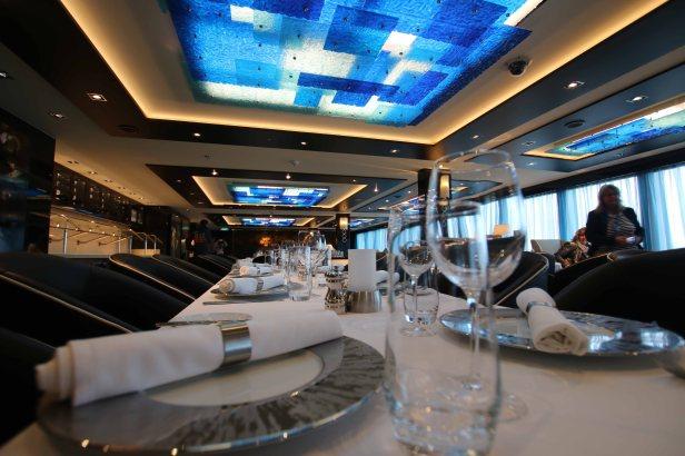 Restaurant im Haven. Foto: Oliver Heider