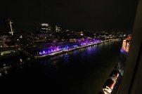 Hamburg erleuchtet. Foto: Oliver Heider