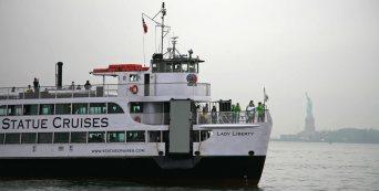 Statue Cruises. Foto: Oliver Heider