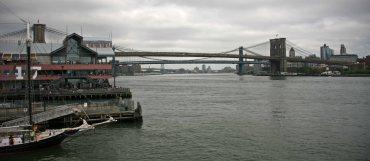Brooklyn Bridge. Foto: Oliver Heider
