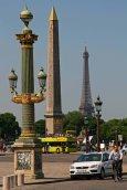 Hoch, höher, Eiffelturm. Foto: Oliver Heider