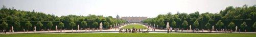 Außenanlage und Garten des Schlosses von Versailles. Foto: Oliver Heider