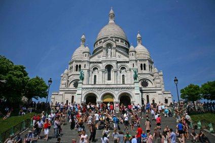 Basilica Sacré-Coeur auf dem Montmartre-Hügel. Foto: Oliver Heider