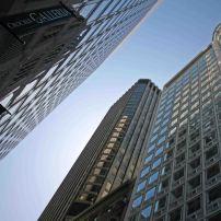 Financial District in San Francisco. Foto: Oliver Heider