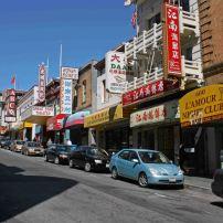 Chinatown. Foto: Oliver Heider
