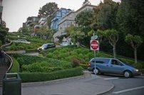 Lombard Street. Foto: Oliver Heider