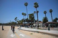 Strandpromenade von Santa Barbara. Foto: Oliver Heider