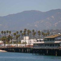 Pier von Santa Barbara. Foto: Oliver Heider