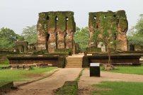 Ruinen in Polonnaruwa. Foto: Oliver Heider