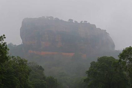Löwenfelsen in Sigiriya. Foto: Oliver Heider