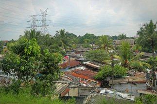 Vorort von Colombo. Foto: Oliver Heider