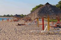 Playa Ancón auf Kuba. Foto: Oliver Heider