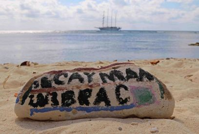 Cayman Brac hat wenig Ansehnliches zu bieten. Foto: Oliver Heider