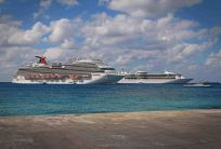 Grand Cayman ist eine begehrte Kreuzfahrer-Destination. Foto: Oliver Heider