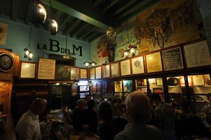 Die Kult-Bar La Bodeguita del Medio. Foto: Oliver Heider