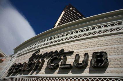 Encore Beach Club. Foto: Oliver Heider