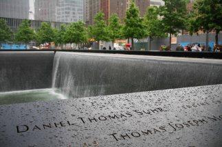 9/11-Memorial. Foto: Oliver Heider