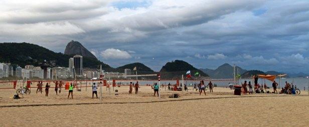 Copacabana Rio de Janeiro Brasilien