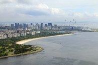 Ausblick Zwischenstation Zuckerhut Rio de Janeiro Brasilien