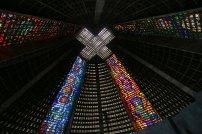 Kathedrale San Sebastian von Rio de Janeiro
