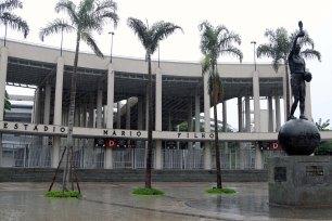 Maracanã-Stadion Rio de Janeiro