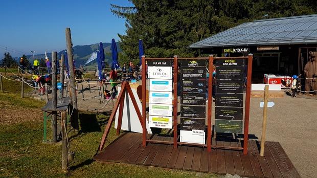 Check-in Klettergarten Bärenfalle