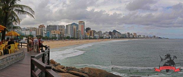 Ipanema Rio de Janeiro Brasilien Strand