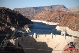 Hoover Staudamm USA