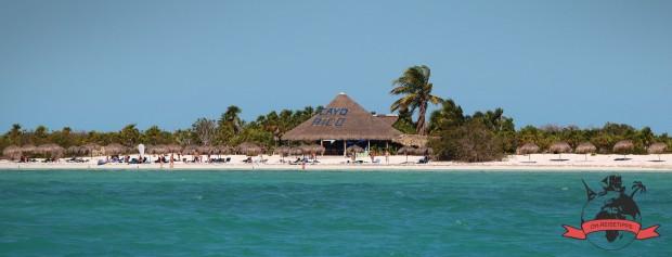 Cayo Rico Kuba Insel Strand