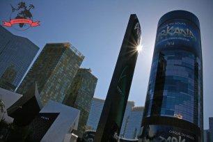 Cirque-du-Soleil-Show Zarkana Las Vegas Hotel Aria USA