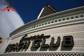 Party Encore Beach Club Las Vegas USA