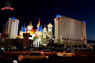 Hotel Resort Casino Excalibur Las Vegas USA