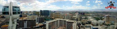 Riesenrad High Roller Las Vegas USA