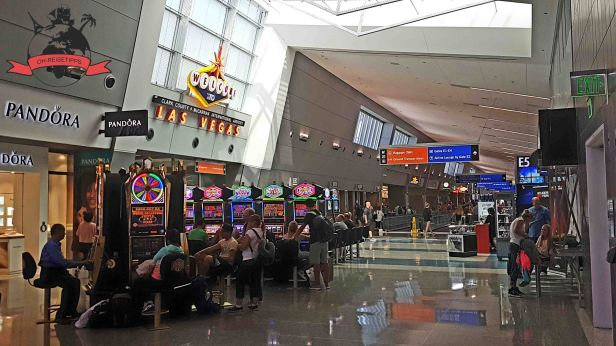 McCarran International Airport Las Vegas USA