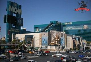 Hotel Resort Casino MGM Grand Las Vegas USA