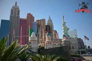 Roller Coaster Hotel New York New York Las Vegas USA