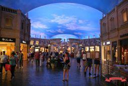 Geschäfte Hotel Caesars Palace Las Vegas USA