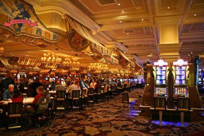 Casino Hotel Bellagio Las Vegas USA