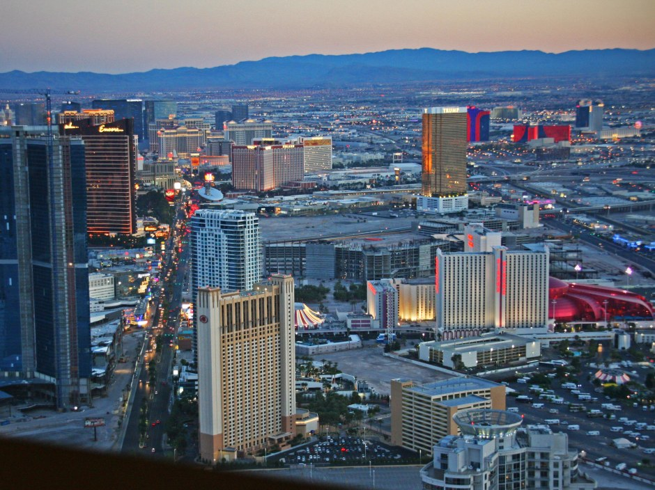 Stratosphere Tower Las-Vegas-Strip