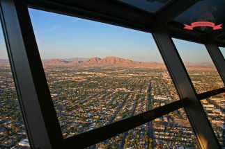 Stratosphere Tower Las Vegas USA