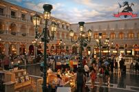 Markusplatz Hotel Resort Casino The Venetian Las Vegas USA