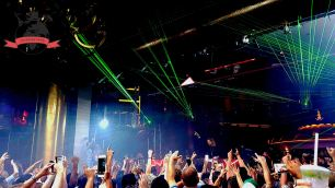 DJ David Guetta XS Nightclub Las Vegas USA
